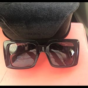 c6962f6ba40c Women s Celine Square Sunglasses on Poshmark